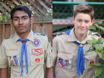 Troop 57 Eagle Scout