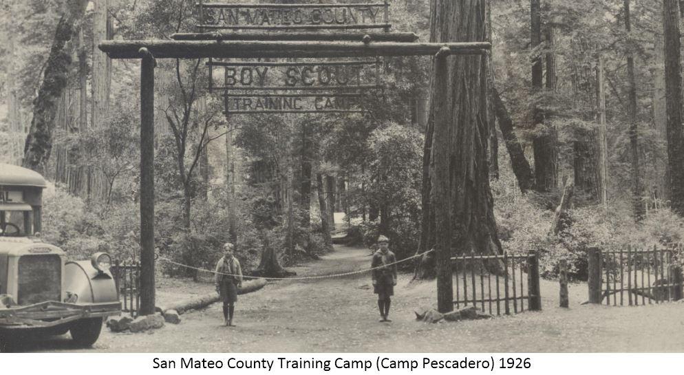 Camp Pescadero 1926