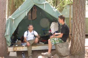 Oljato-platform-tent