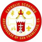 Catholic Scouting Archdiocese of San Francisco, CA patch