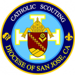 Catholic Scouting Diocese of San Jose, CA patch