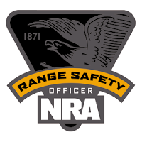 NRA Range Safety Officer logo