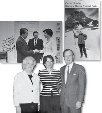 Carol Marshall collage