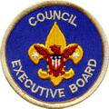 Council Executive Board patch