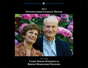 DCAD 2012 Dinner program cover