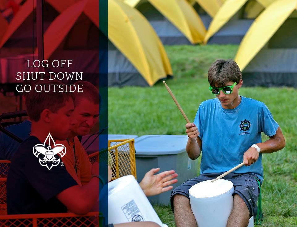 Drumming Drums