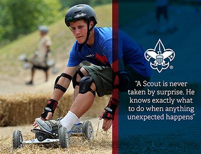 Scouts BSA Social Media Images