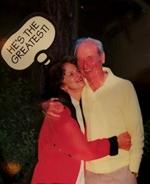 Robert Williams and wife Carol