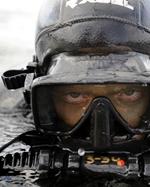 Navy SEAL Dunbar, guest speaker