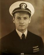 Robert Williams military uniform