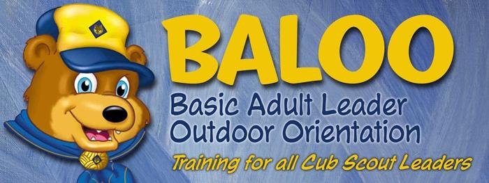 BALOO (Basic Adult Leader Outdoor Orientation) header
