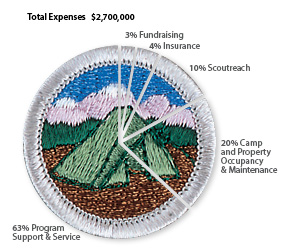 Total Expenses graphic