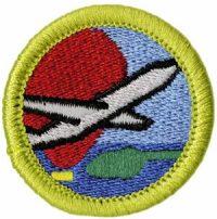 Aviation merit badge