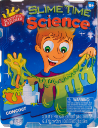 Slime Time Science kit from Scoutshop.org