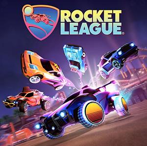 Rocket League graphic