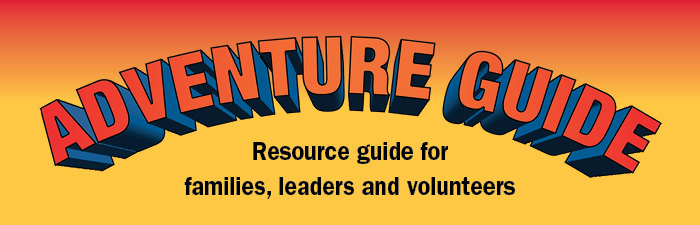 Adventure Guide header