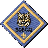 Bobcat rank patch